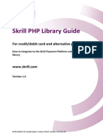 Skrill PHP Library Guide