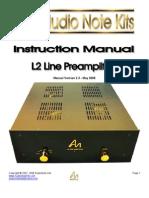 Manual Version 2.3 - May 2008