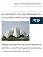 Lotus Temple information and pic.doc