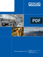 Geolog Brochure