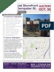 Morton Grove-6015 Dempster Real Estate Auction