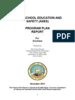 Program Plan r Pt