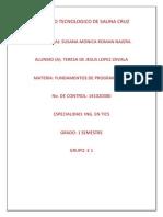 Teresa Lopez 4y5 Unidad