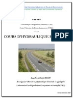 Cours d Hydraulique Routiere