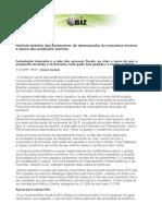 Revisão Realista Dos Parâmetros de Desempenho Da Economia Encerra a Época Das Projeções Oníricas