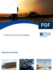 Products Services Catalogue