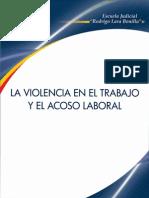 La Violencia en El Trabajo y El Acoso Laboral - Colombia