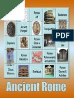 The Colosseum Ancient Pompeii