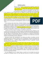 A. C. Sandino_Manifiesto Político 1 de Julio 1927