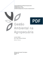 Gestão Ambiental na Agropecuária