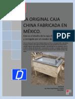 LA ORIGINAL CAJA CHINA HECHA EN COACALCO MÉXICO