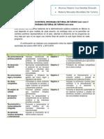 Comparacion Entre El Programa Sectorial 2007-2012 2013-2018