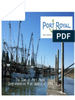 Town of Port Royal Comprehensive Plan Update 2014