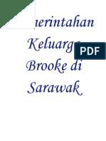Pemerintahan Keluarga Brooke Di Sarawak