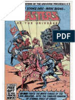 Masters of Universe-Fate in the Killer