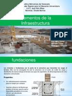 Elementos de La Infraestructura