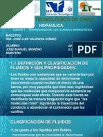Presentacion Hidráulica UNIDAD 1-Jose Moreno