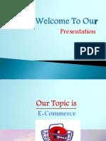 E Commerce Ppt
