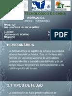 Presentacion Hidráulica UNIDAD 2-Jose Moreno