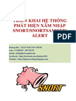 1 SNORT Tran Phuong Binh C13QM15