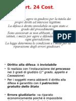 7 Art. 24 - 47 Diritti Dei Cittadini - Copia