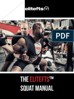 Elitefts Squat Manual
