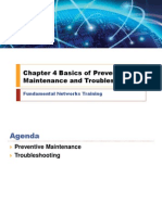 Chapter 4 Basics of Preventive Maintenance and Troubleshooting