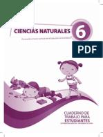 Cuaderno de Trabajo Naturales 6to 1