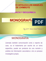MONOGRAFÍA DOCENTE
