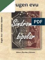 Eugen Evu - Sindromul Bipolar