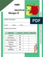 Examen 5to Grado - Bloque 2 (2014-2015)
