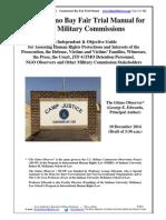 Guantanamo Bay Fair Trial Manual