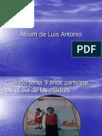 Álbum de Luis Antonio