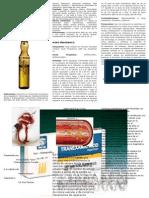 Hemostasia en Farmacologia
