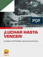 Fabricio Ojeda - Luchar Hasta Vencer