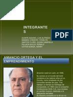Amancio Ortega y El Emprendimiento