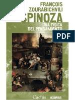 François Zourabichvili - Spinoza. Una física del pensamiento