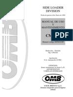 Manual de Uso y Mantenimiento OMB