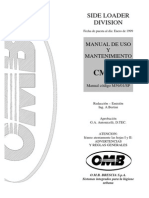 Manual de Uso y Mantenimiento OMB