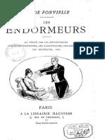 Wilfrid de Fonvielle Les Endormeurs
