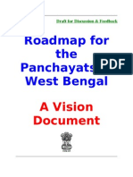 Vision for Panchayat in West Bengal,India