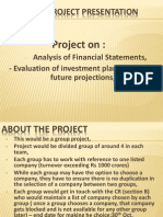 FM Project Guidelines