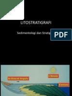 LITOSTRATIGRAFI