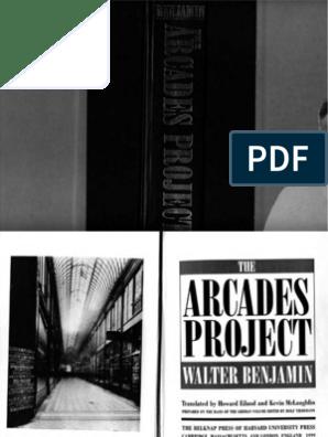 3239-The Arcades Project Pt1 | Theodor W  Adorno | Translations