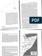 Somalia 1900 - 2000
