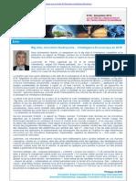CCI France -Lettre Actualité Intelligence Economique & Innovation - Décembre 2014
