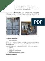 Empresa Productora de Muebles y Puertas Metálicas