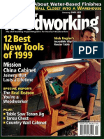 Popular Woodworking 2000-01 No. 112