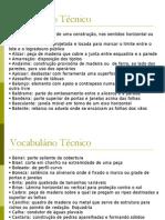 Vocabulario Tecnico