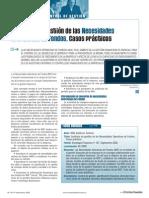 Auditoría de Gestión de Las Necesidades Operativas de Fondos